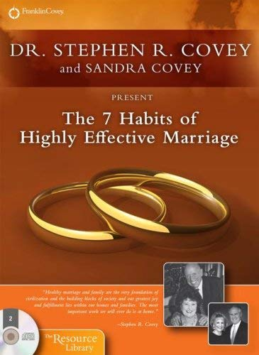 The 7 Habits of Highly Effective Marriage 9781933976662