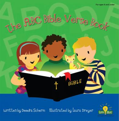 The ABC Bible Verse Book 9781934789049