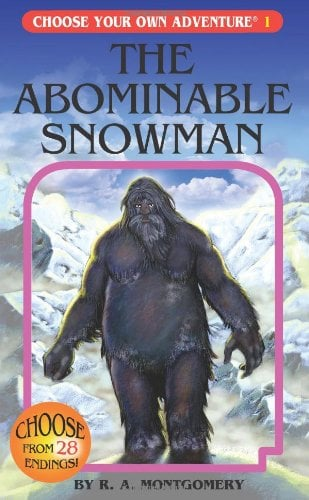 The Abominable Snowman 9781933390017