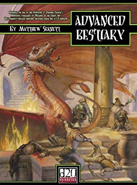 The Advanced Bestiary 9781932442168
