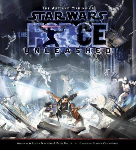 The Art and Making of Star Wars: The Force Unleashed 9781933784250