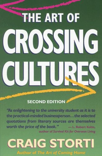 The Art of Crossing Cultures 9781931930536