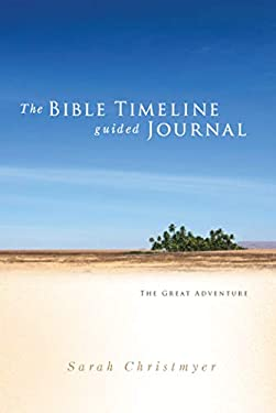 The Bible Timeline Guided Journal 9781934217160