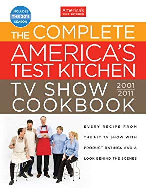 The Complete America's Test Kitchen TV Show Cookbook 9781933615714