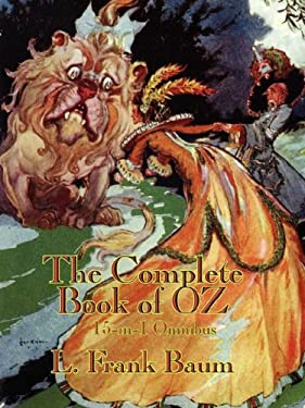The Complete Book of Oz 9781934451052