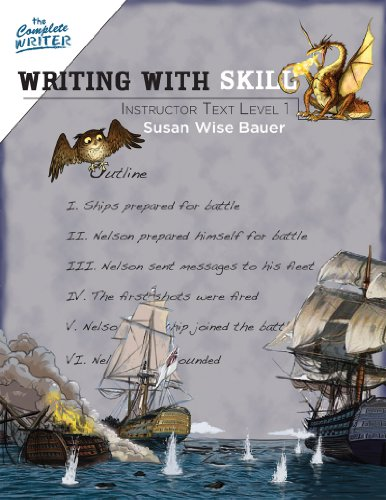 Writing with Skill: Instructor Text Level One 9781933339528