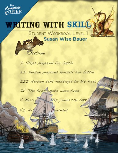 Writing with Skill: Student Workbook Level One 9781933339535