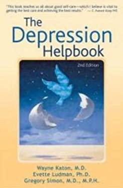 The Depression Helpbook 9781933503158