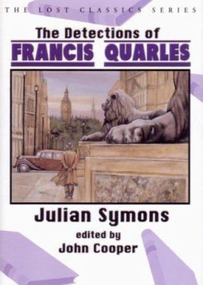 The Detections of Francis Quarles 9781932009453