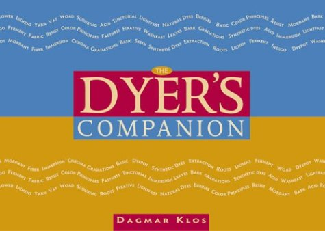 The Dyer's Companion 9781931499514