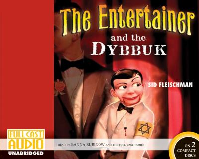 The Entertainer and the Dybbuk 9781934180389