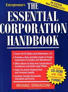 The Essential Corporation Handbook 9781932531428