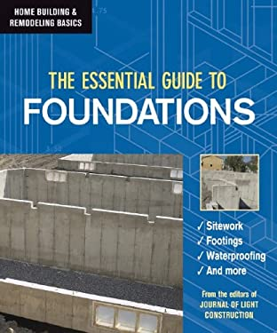 The Essential Guide to Foundations 9781931131506
