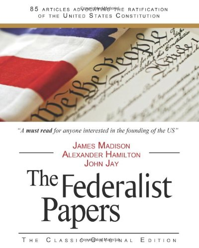 The Federalist Papers 9781936594405