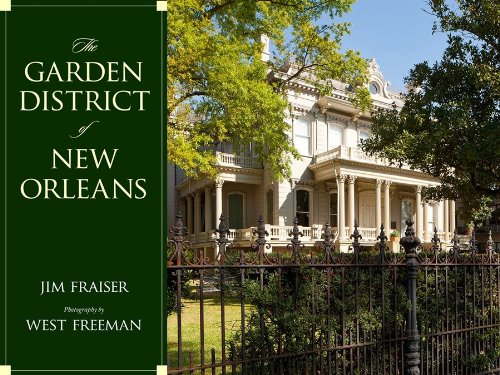 The Garden District of New Orleans 9781934110683