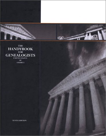 The Handybook for Genealogists: United States of America