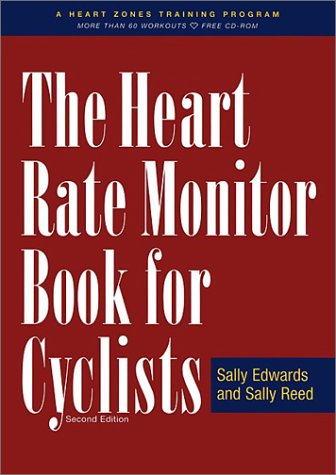 Heart Rate Monitor Book for Cyclists 9781931382045