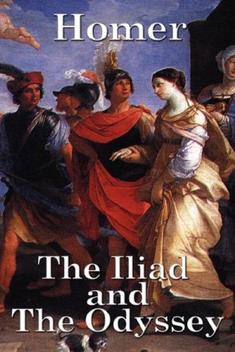 The Iliad and the Odyssey 9781934451465