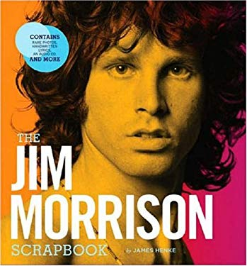 The Jim Morrison Scrapbook [With CD] 9781932855746