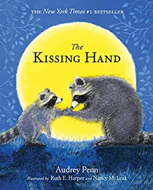 The Kissing Hand [With CD] 9781933718101