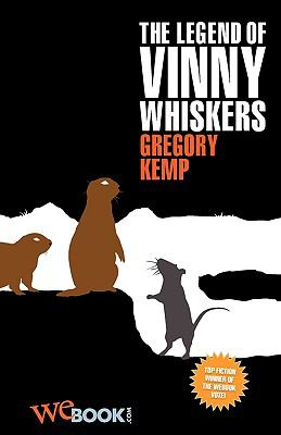 The Legend of Vinny Whiskers 9781935003038
