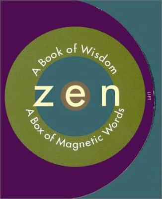 The Little Box of Zen [With 120-Page Book (Little Book of Zen) and 200 Magnetic Words] 9781930408135