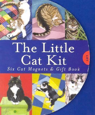 The Little Cat Kit [With 120-Page Book (the Joy of Cats) and 6 Car Magnets] 9781930408142