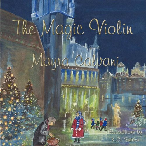 The Magic Violin 9781933090498