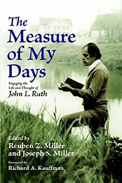 The Measure of My Days 9781931038256