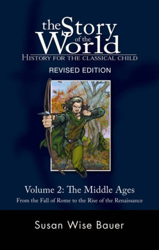 The Middle Ages: From the Fall of Rome to the Rise of the Renaissance 9781933339092