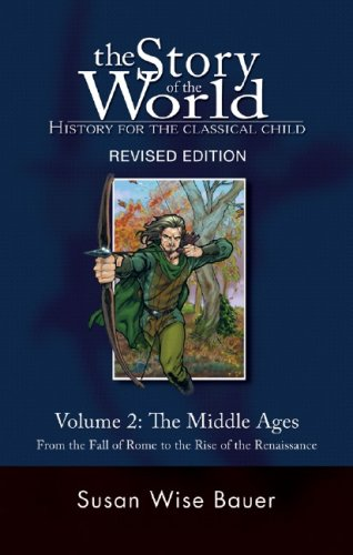 The Middle Ages: From the Fall of Rome to the Rise of the Renaissance 9781933339108