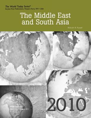 The Middle East and South Asia 2010 9781935264132