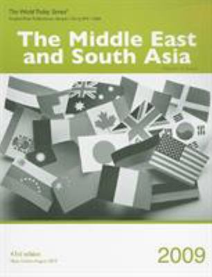 The Middle East and South Asia 9781935264040