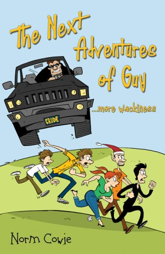 The Next Adventures of Guy 9781933157191