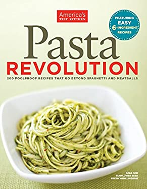 The Pasta Revolution 9781936493043