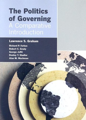 The Politics of Governing: A Comparative Introduction 9781933116662