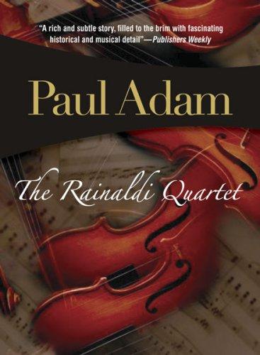 The Rainaldi Quartet 9781933397771