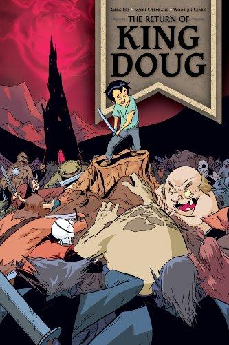 The Return of King Doug 9781934964156
