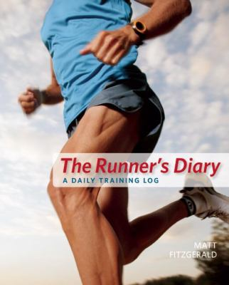 The Runner's Diary: A Daily Training Log 9781934030363
