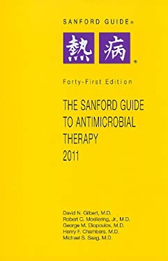 The Sanford Guide to Antimicrobial Therapy 9781930808676