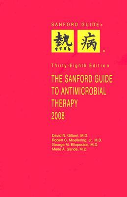 The Sanford Guide to Antimicrobial Therapy 9781930808454
