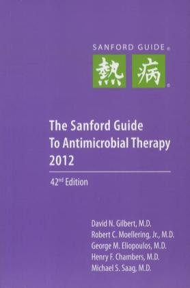 The Sanford Guide to Antimicrobial Therapy 9781930808706