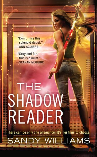 The Shadow Reader 9781937007010