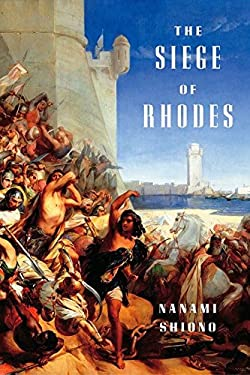 The Siege of Rhodes 9781932234329