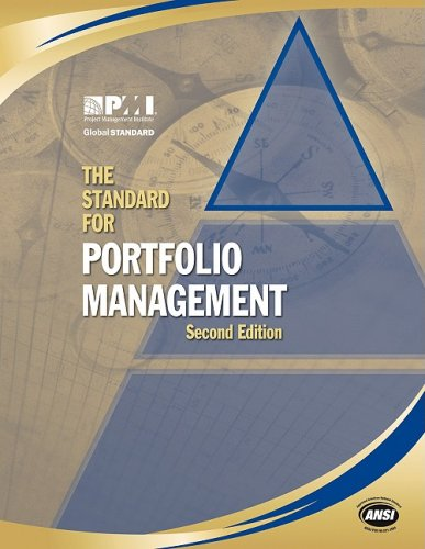 The Standard for Portfolio Management 9781933890531
