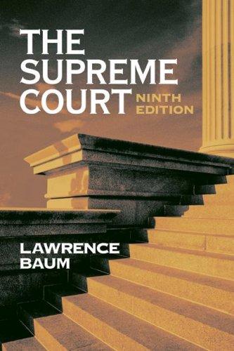 The Supreme Court 9781933116853
