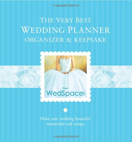 The Very Best Wedding Planner, Organizer & Keepsake 9781936061075