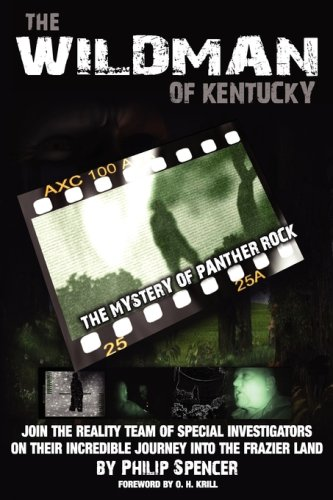 The Wildman of Kentucky: The Mystery of Panther Rock 9781934588383