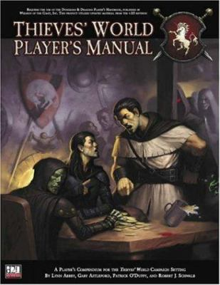 Thieves' World Player's Manual 9781932442472