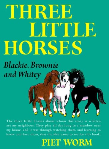 Three Little Horses 9781930900363